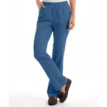 Pantaloni de dama blue (UD616102SLBLU)