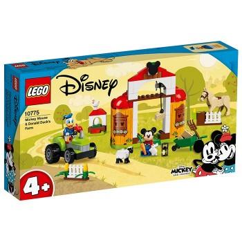 Ferma lui Mickey si Donald