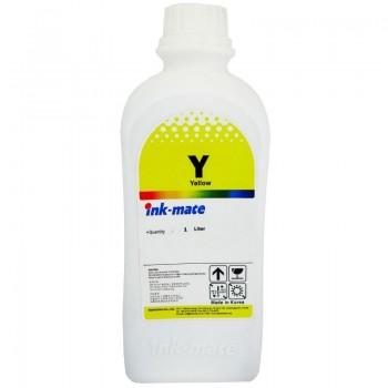 1 l Cerneala compatibila Ink-mate Dye cu HP 80 yellow