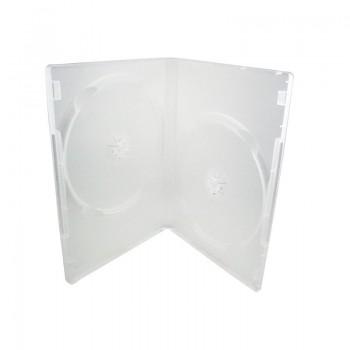 Carcasa 2 DVD transparenta