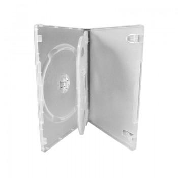 Carcasa 3 DVD transparenta