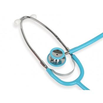 Stetoscop pediatric Gima - Latex Free - albastru deschis (32512)