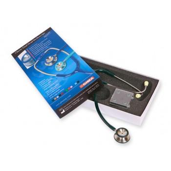 Stetoscop Acustic Classic II - verde inchis (32583)