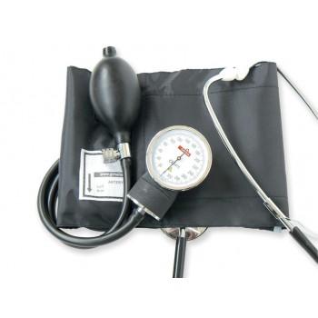 Tensiometru mechanic cu stetoscop incorporat 32703 GIMA