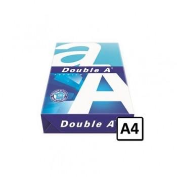 Hartie copiator A4 Double A, 80 g/mp, 500 coli/top