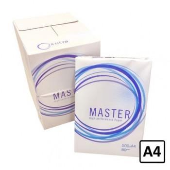 Hartie copiator A4 Master, 80 g/mp, 500coli/top