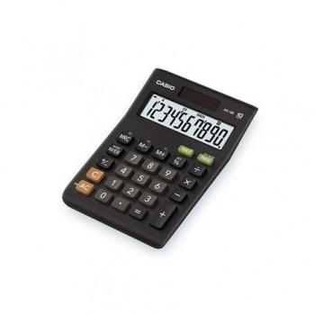 Calculator de birou Casio MS-20B, 12 digits, negru