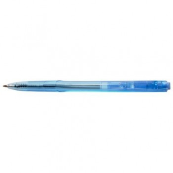 Pix cu bila, unica folosinta, 1.0 mm, albastru
