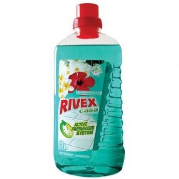 Detergent pentru suprafete universale Rivex Flori de smarald, 1 l