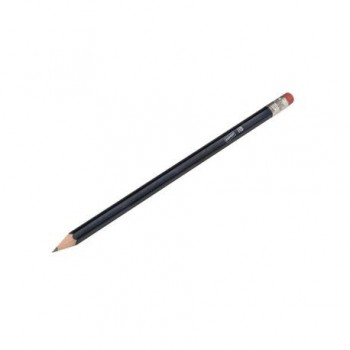 Creion HB Staples, cu radiera