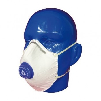 Masca protectie tip botnita, supapa FFP1