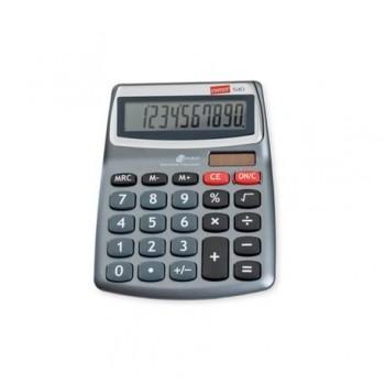 Calculator de birou Staples 540, 10 digits, gri