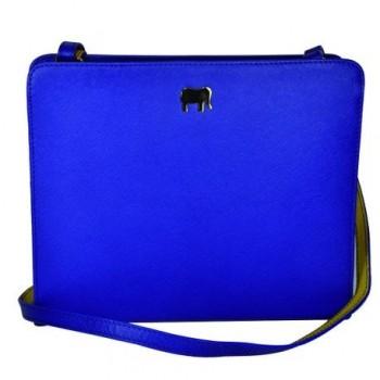 Gentuta piele Mywalit, ultra blue