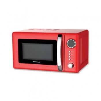 Cuptor cu microunde Heinner HMW-20GRD, capacitate: 20L, panou de comanda electronic, putere cuptor: 700W, putere grill: 800W, afisaj LED, 5 nivele de