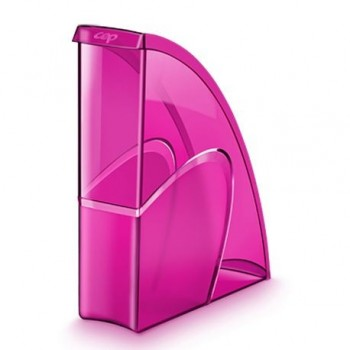 Suport vertical documente CEP Happy, roz