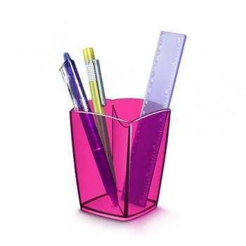 Suport instrumente de scris CEP Happy, roz