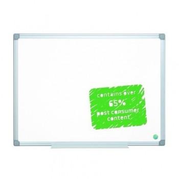 Tabla nemagnetica Bi-Silque Earth-It, rama din aluminiu, 45 x 60 cm