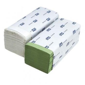 Servetele pliate Z Tork Universal, 2 straturi, alb, 250 bucati/set