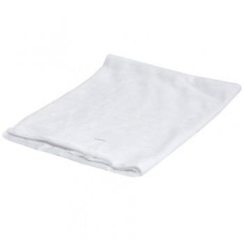 Laveta din bumbac, 30 x 40 cm, alb
