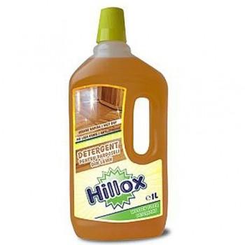 Detergent pentru pardoseli din lemn Hillox, 1 l