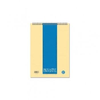 Bloc Notes Pigna Style, A4, 60 file, dictando
