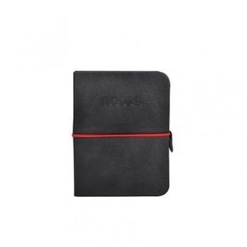 Notebook 8 x 10 cm, 96 file, negru