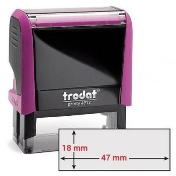 Amprenta stampila Trodat T4912