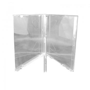 Carcasa 2 CD transparenta