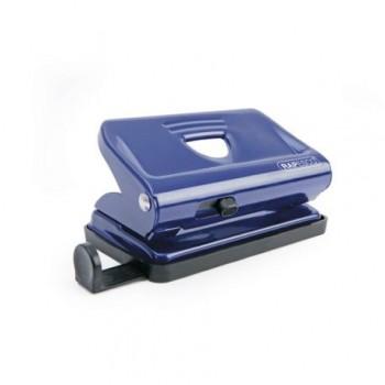 Perforator metalic Rapesco, 12 coli, albastru