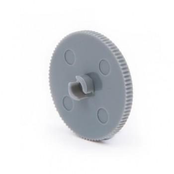 Rotita plastic Rapesco, pentru perforator P1100 si P2200, 4 bucati/set