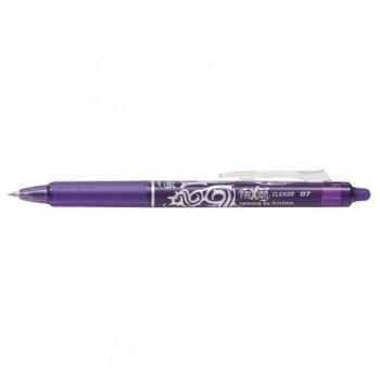 Roller Pilot Frixion Clicker, 0.7 mm, violet