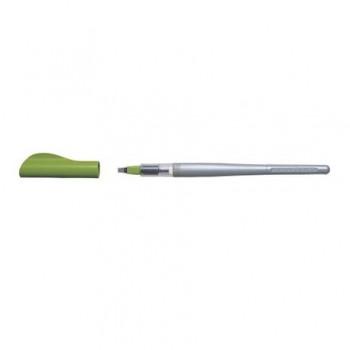 Stilou Pilot Parallel Pen, 3.8 mm, verde