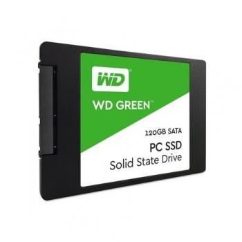 SSD WD, 120GB, Green, 2.5