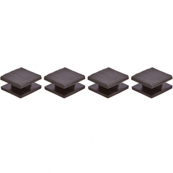 Conectori suprapozabili CEP, pentru tavite Black Diamond, 4 bucati/set