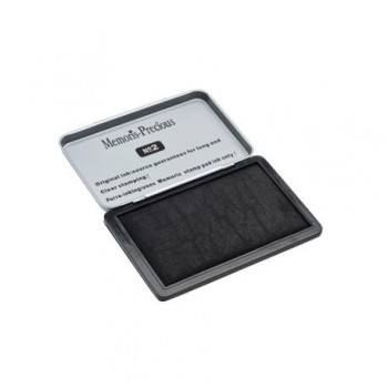 Tusiera metalica, 7 x 11 cm, negru
