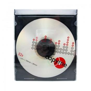 CD-R Copyme, 700MB, 52x, Slim Case