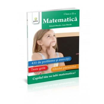 Matematica. Clasa a II-a.