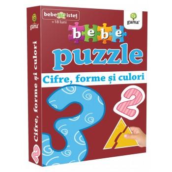 Cifre, forme și culori