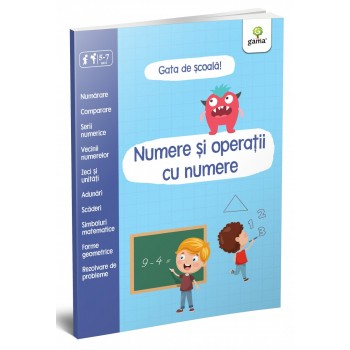 Numere și operații cu numere