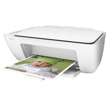 Multifunctional inkjet color HP Deskjet Ink 2130 All-in-One, dimensiune A4 (Printare, Copiere, Scanare), viteza max 7.5ppm a/n, 5.5ppm color,