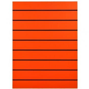 Mapa cu buzunare Tu-k-no Stripes, orange