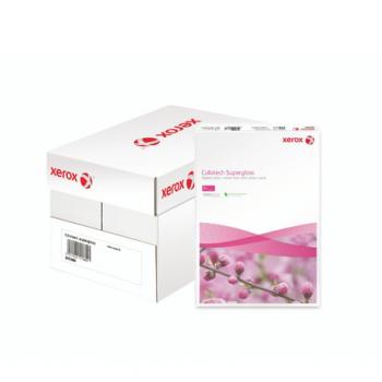 Hartie A4 Xerox Colotech+, lucios, 210 g/mp, 125 coli/top