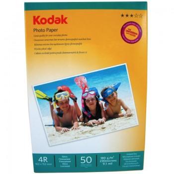 Hartie foto Kodak Glossy 4R, 180 g/mp