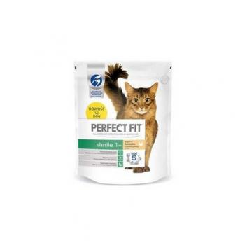 Hrana uscata pisici sterile pui 750gr perfect fit