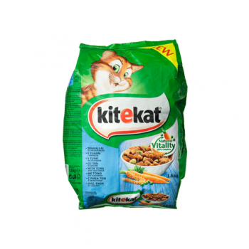 Hrana uscata pisici Ton cu legume 1.8kg Kitekat