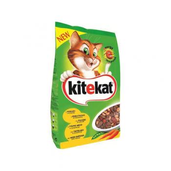 Hrana uscata pisici pui cu legume 1.8kg Kitekat