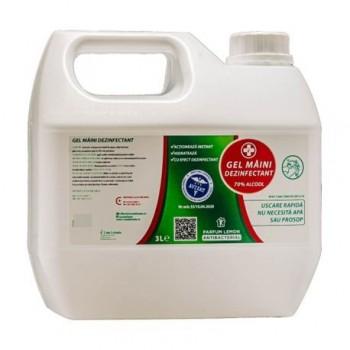 Gel dezinfectant maini 3L LBD