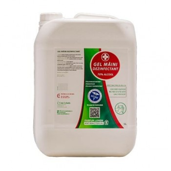 Gel dezinfectant maini 5L LBD