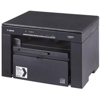 Multifunctional laser mono Canon MF3010 + 2X CRG725 incluse in pachet, dimensiune A4 (Printare, Copiere, Scanare), viteza 18ppm, rezolutie max