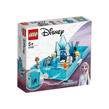 Carte de povesti Elsa si Nokk